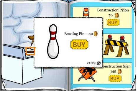 bowling-pin