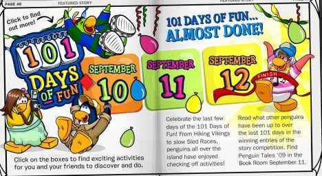 last days of 101 days of fun!