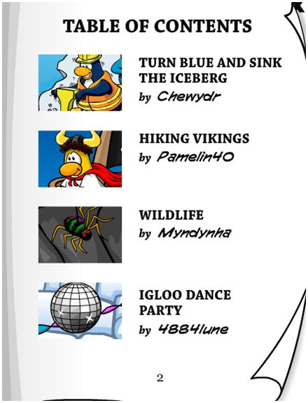 penguin tales volume ~3~