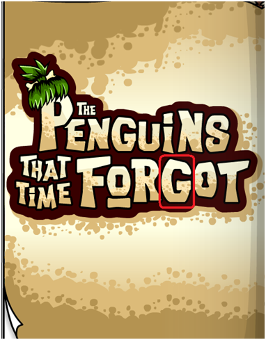 penguins that time forgot